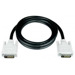 DVI-D Single Link Interface Cable - Male-to-Male