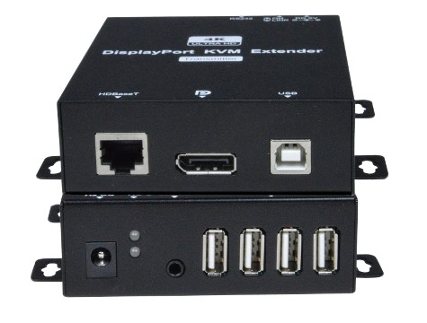 XTENDEX® ST-C6USBDP4K-328 (Local & Remote Unit)