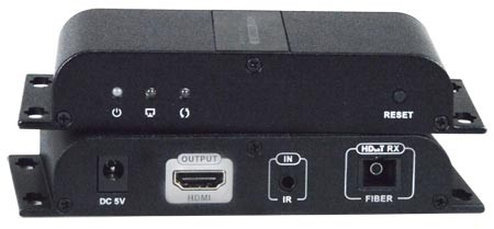 XTENDEX® ST-FOHD-SC-ULC (Remote and Local Unit)
