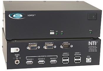 VOPEX-USBV-2 (Front & Back)
